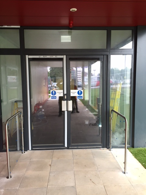 automatic door Installation Ipswich